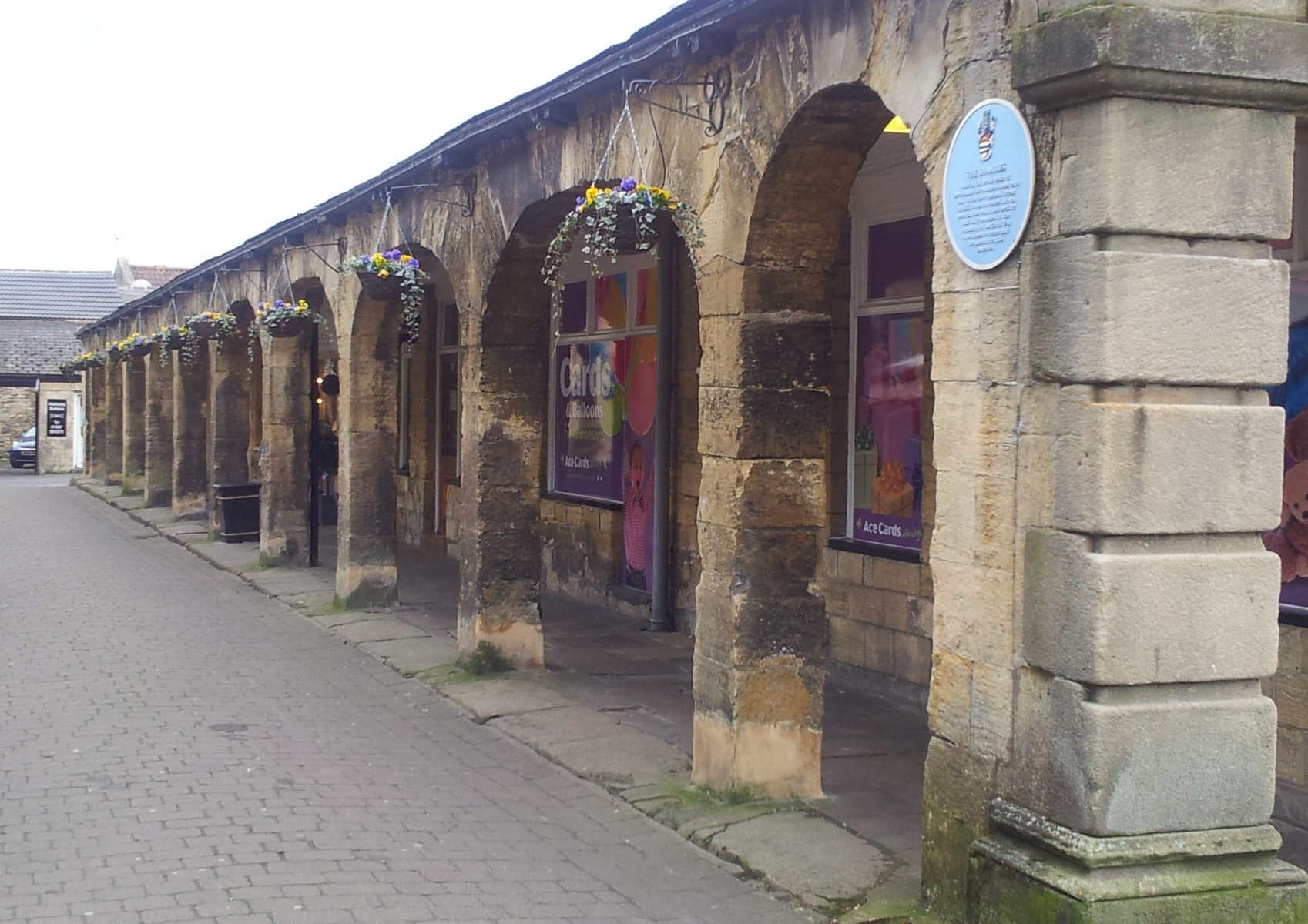 The Shambles Wetherby